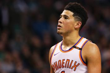 Devin Booker Close To Inking 5-Year $158 Million Extension With Phoenix Suns: Report