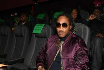 Future's Alleged Baby Mama Sounds Off On Reports That She Leaked Baby Info To Blogs