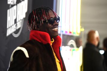 Lil Yachty Matches His Tiffany Blue Benz To His Hat In Very Boujee Photoshoot