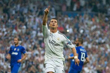 Real Madrid Consider Selling Cristiano Ronaldo For €100m To Juventus