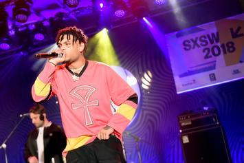 Smokepurpp Drops $1.5 Million On Various Pieces Of VVS Jewelry