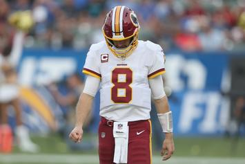 """Vikings' Kirk Cousins Grills """"Mystery Meat,"""" Twitter Reacts"""