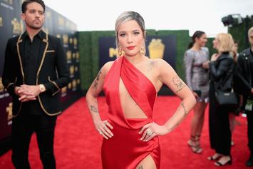 Halsey Tears Up During First Concert Since Breakup With G-Eazy