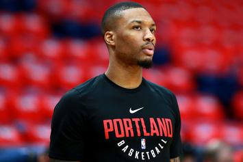 "Damian Lillard Shuts Down Rumors: ""I'm Not Unhappy"""