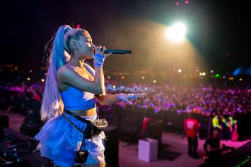 Ariana Grande Suffers From PTSD Months After Manchester Attack