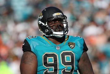 Jaguars' Marcell Dareus Accused Of Sexual Assault, Spreading STD