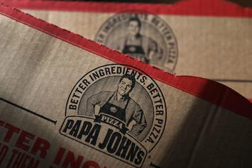 Papa John's To Remove Founder's Face From Brand Amid N-Word Controversy