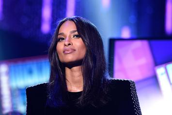 """Ciara Is The Latest Songstress To Serve """"Latex Goddess"""" On Instagram"""