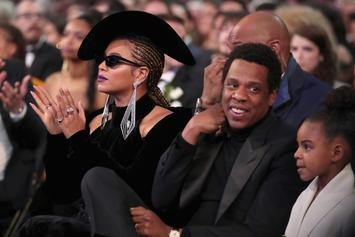 Jay-Z & Beyoncé Are Worth A Combined $1.25 Billion