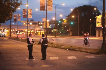 Protests Erupt In Chicago After Police Shooting