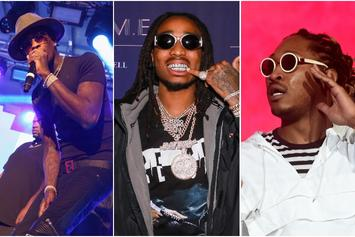"Top Tracks: Future, Young Thug & Quavo's ""Upscale"" Tops the Chart"