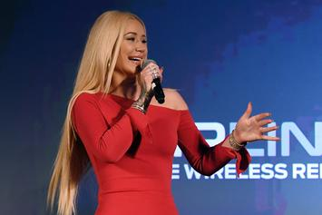 Iggy Azalea Drops Off Another Twerking Video In See-Through Pants