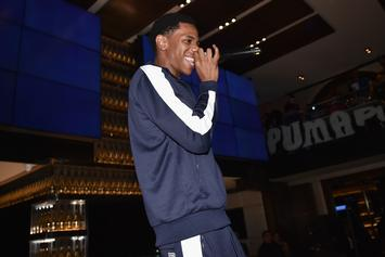 "A Boogie Wit Da Hoodie Previews Upcoming ""Nice For What"" Freestyle"