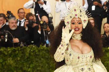 "Cardi B Hasn't Hired A Nanny Yet Because She Wants To ""Learn How To Be A Mom"""