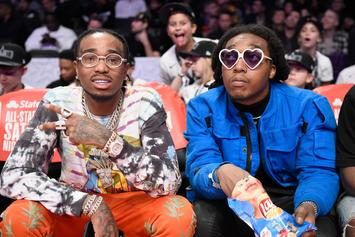 Quavo & Takeoff Reportedly Owe Georgia Thousands In Taxes