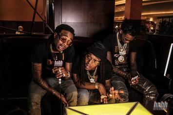 Migos & A$AP Rocky Give Dana White's Son The Most Lit Sweet 16 Party Ever