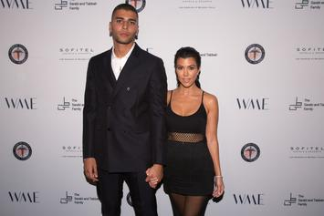 Kourtney Kardshian's BF Trolls Himself After Instagram Comment Backlash