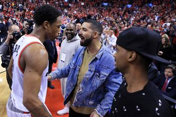 """Drake's """"Marvin's Room"""" Gets Fanmade Remix Based On DeMar DeRozan Trade"""