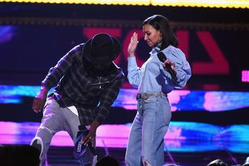 "Big Sean's Ex Naya Rivera Performs ""IDFWU"" Diss Track About Her"
