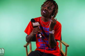 "Rich The Kid Admits Tori Brixx Is ""Way Finer Than Rihanna"""
