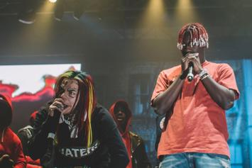 """Tekashi 6ix9ine Says He's The """"Hottest Artist In America Right Now"""""""