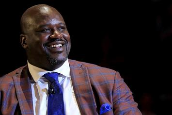 "Shaq Opening ""Big Chicken"" Restaurant In Las Vegas"