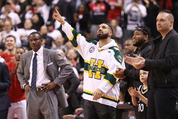 A Drake Tweet From 2012 Has Now Gone Viral