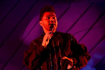 """The Weeknd Dubs Himself The """"Goat Whisperer"""" During Weekend On The Farm"""
