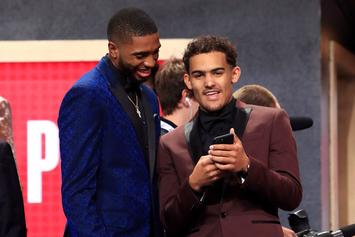 Trae Young Shows Off New $138,000 Audi R8