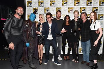 "The ""Guardians Of The Galaxy"" Cast Writes Open Letter Supporting James Gunn"
