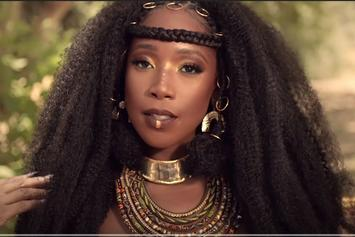 """Wale Flaunts Iconic Love In """"Black Bonnie"""" Music Video Starring  Ashley Blaine Featherson"""