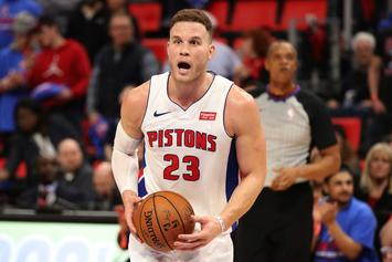 Blake Griffin Ordered To Pay Over $250K Monthly In Child Support: Report