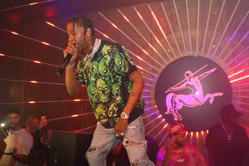 """Travis Scott """"Astroworld"""" First Week Projections Are In"""