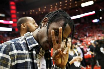 """Travis Scott Is Selling A Red Crate: """"Astroworld"""" Merch Day 5"""