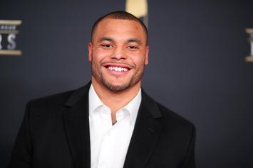 """Dak Prescott Mural Places Him In """"The Sunken Place"""" After NFL Protesting Comments"""