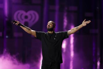 """Drake Trying To Get """"God's Plan"""" Trademark For Merch & TV Game Show: Report"""
