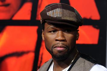50 Cent Shows Off His Favorite Piece Of Jewelry