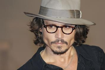 "Johnny Depp's Biggie-Centric Film ""City Of Lies"" Has Been Shelved"