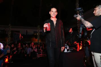 G-Eazy Collects Numerous Bras From Thirsty Fans During Kansas Show