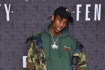 "Travis Scott Announces ""Astroworld"" Festival In Houston"