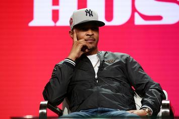 "T.I. Shares A Sneak Peek At His Look For ""Dolemite Is My Name!"" Movie"