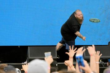 Action Bronson Arrested In Kosovo For Smoking Spliff On Stage