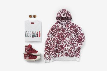 KITH x Coca-Cola Capsule Collection: New Images & Release Details