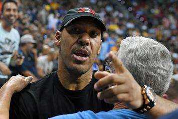 "LaVar Ball Is Cool With Male Cheerleader In Pro Sports: ""They Better Than The Girls"""