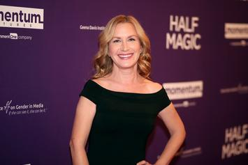 """""""The Office"""" Star Angela Kinsey's Nephew Used Her Photo To Land Date On Tinder"""