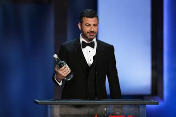 "Jimmy Kimmel Speaks On When Omarosa ""Stormed Out"" Of His Show"