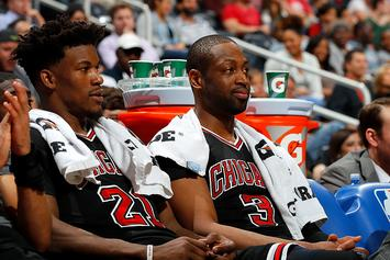 Dwyane Wade Responds To Jimmy Butler's Comment On Gabrielle Union's IG