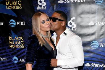 Faith Evans & Stevie J Make Red Carpet Debut As Happily Married Couple