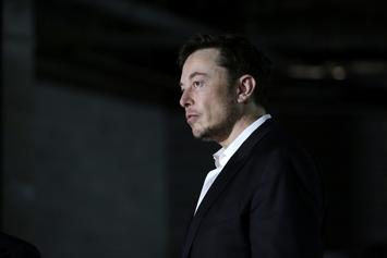 """Elon Musk Opens Up About Ambien, """"Excruciating Year"""""""