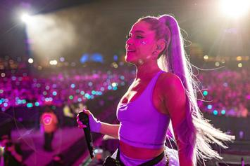 "Ariana Grande's ""Sweetener"" First-Week Sales Projections: Report"